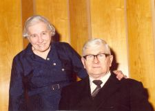 M & J via Elise van Corrie-Opa & Opoe 50 jaar getrouwd